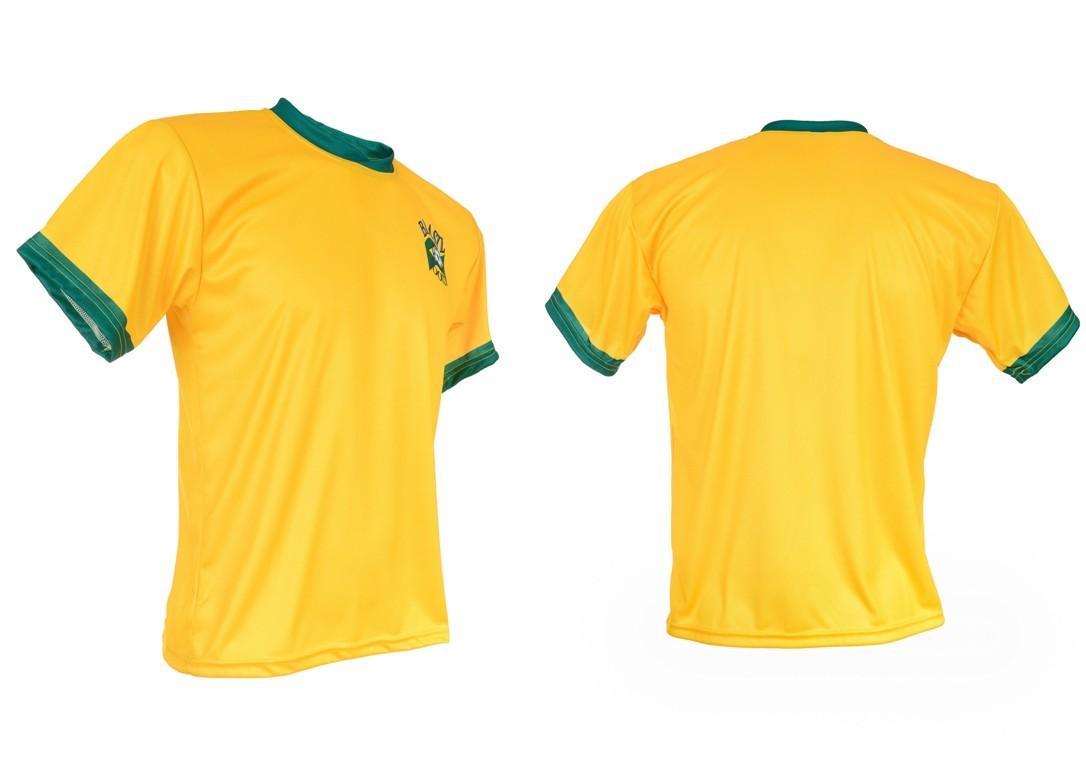 Brazili voetbalshirt Blanco thuis 2014-2016