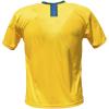Brazilië thuis fan voetbalshirt bedrukken achter