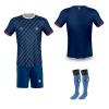 Frankrijk fan voetbaltenue bedrukken '20