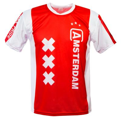 Amsterdam fan shirt bedrukken