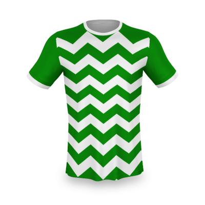 Voetbalshirt bedrukken 'Westland'