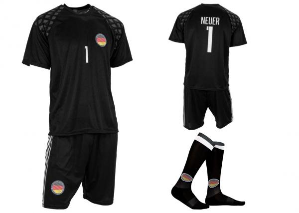 Duitsland fan keeperstenue Neuer