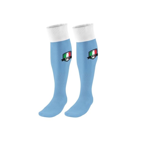 Italië thuis fan voetbalkousen '20