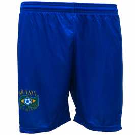 Brazilië thuis fan voetbalbroekje