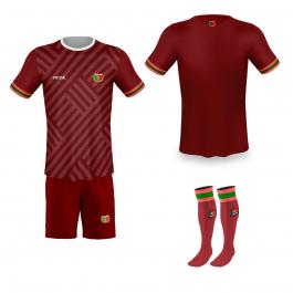 Portugal thuis fan voetbaltenue bedrukken '20