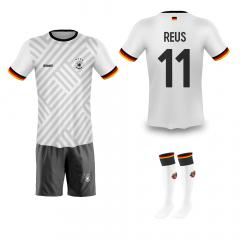 Duitsland fan voetbaltenue Reus '20