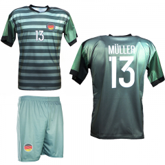 Duitsland fan set Müller