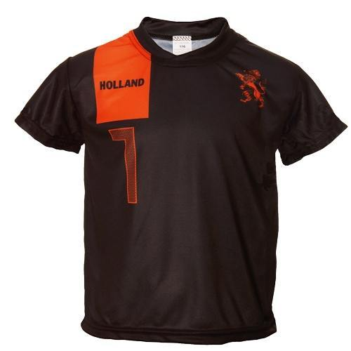 Holland voetbalshirt Kuyt uit 2012-2014