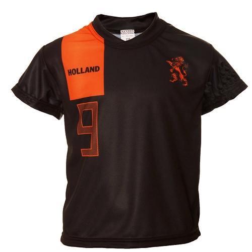 Holland voetbalshirt van Persie uit 2012-2014
