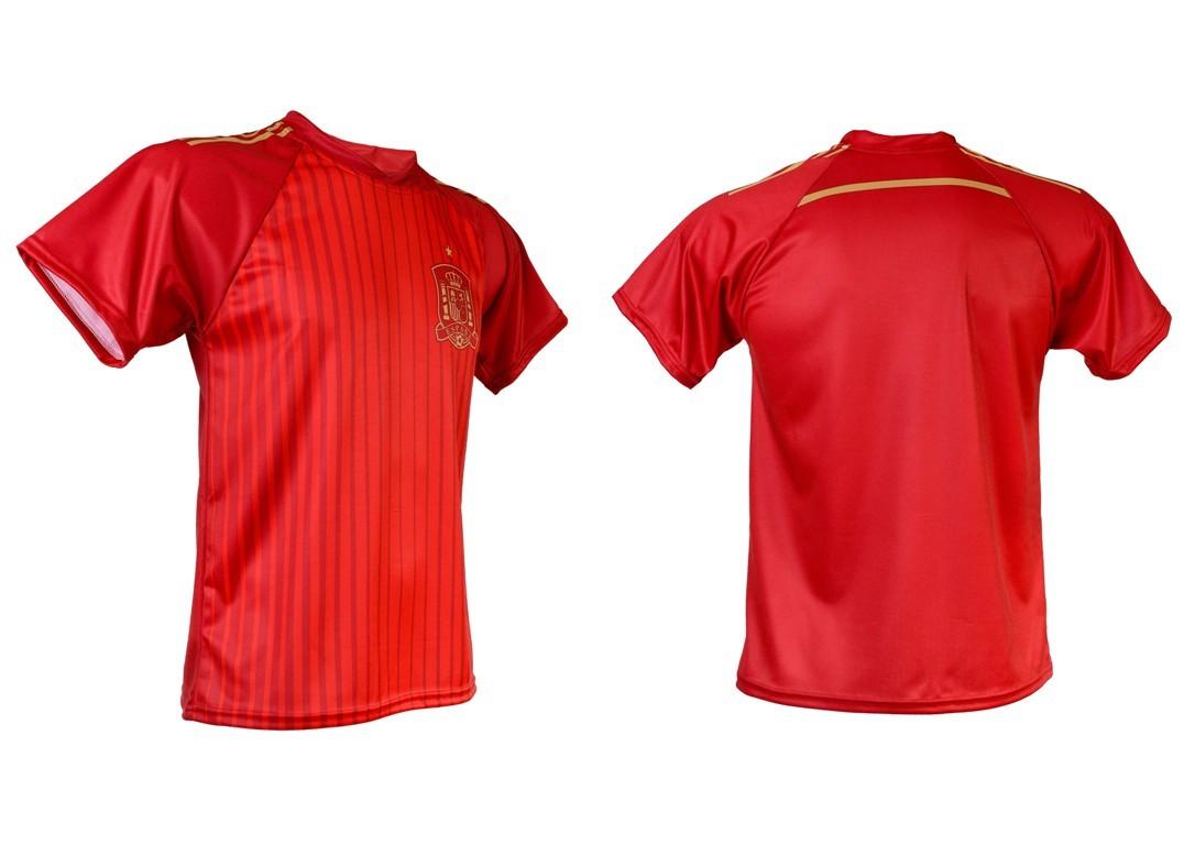 Spanje voetbalshirt Blanco thuis 2014-2016